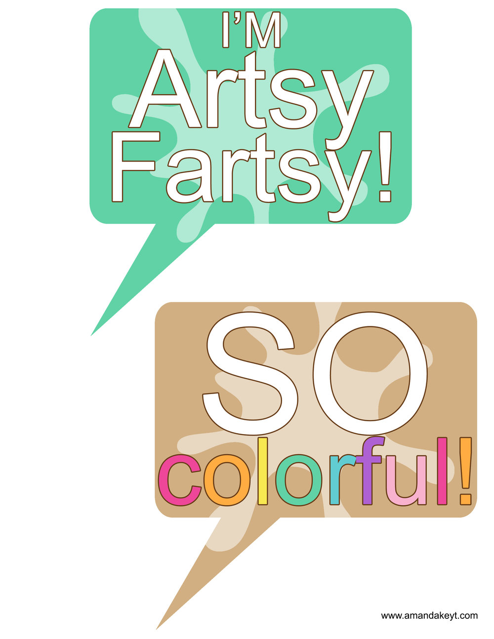 Art Paint Pastel Party