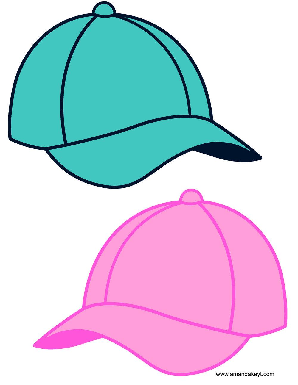 Baseball Pink & Teal