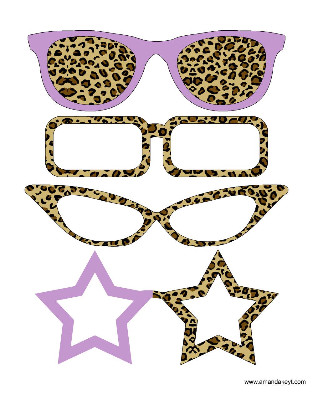 Baby Purple Cheetah
