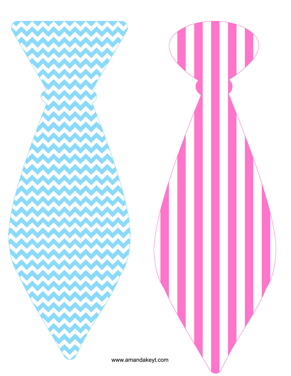 Gender Reveal Chevron