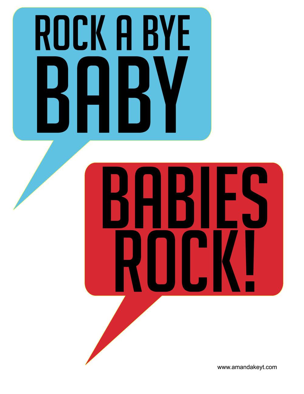 Baby Rock Star