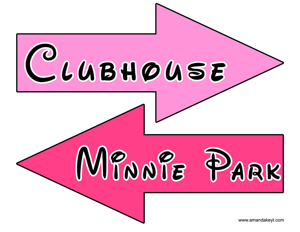 Minnie Clubhouse