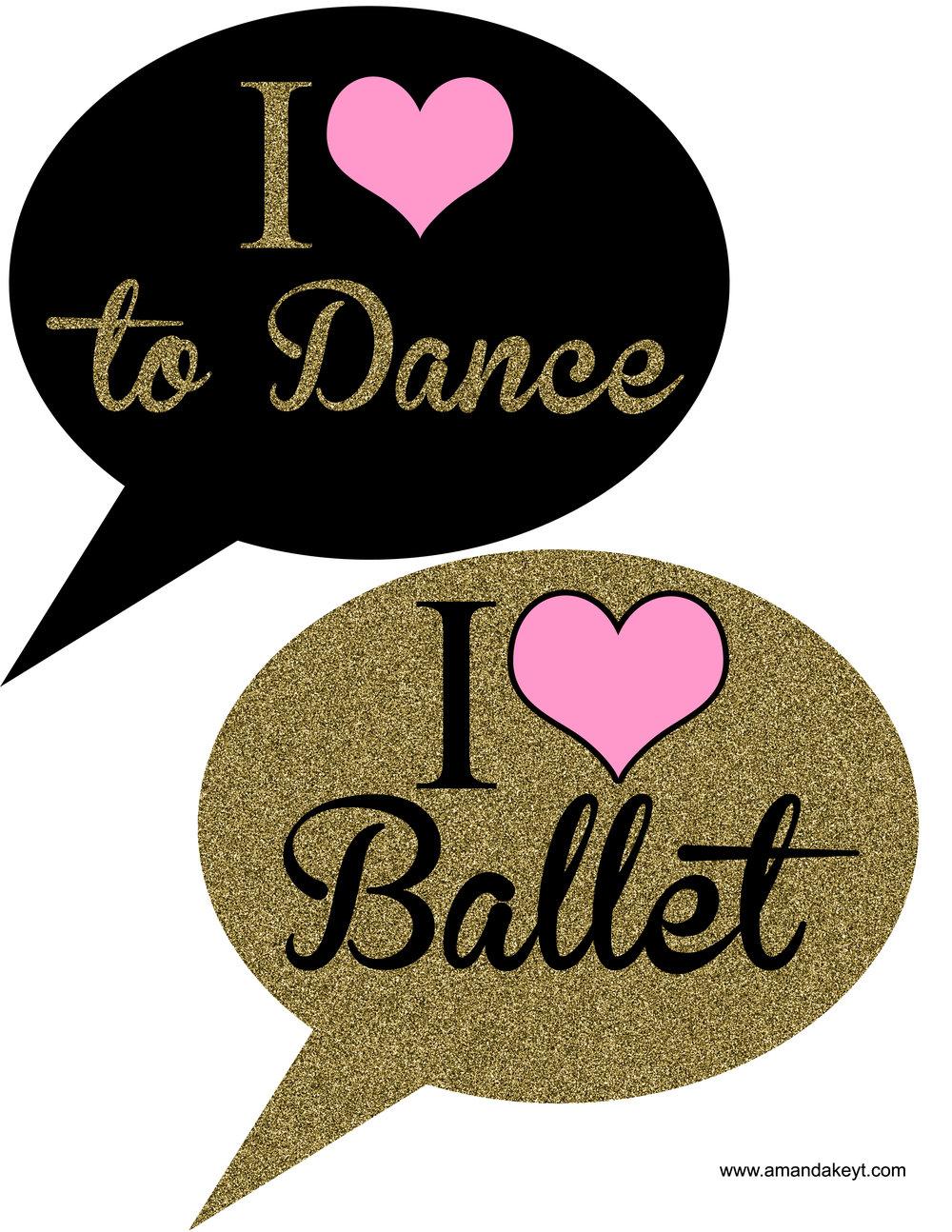 Black Gold Ballet