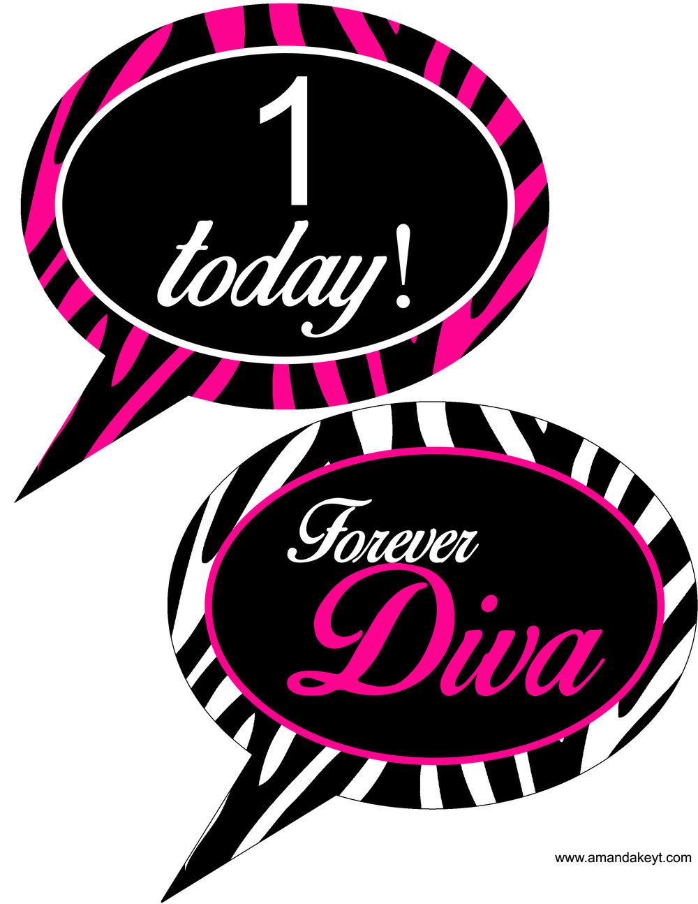Diva 1st Birthday