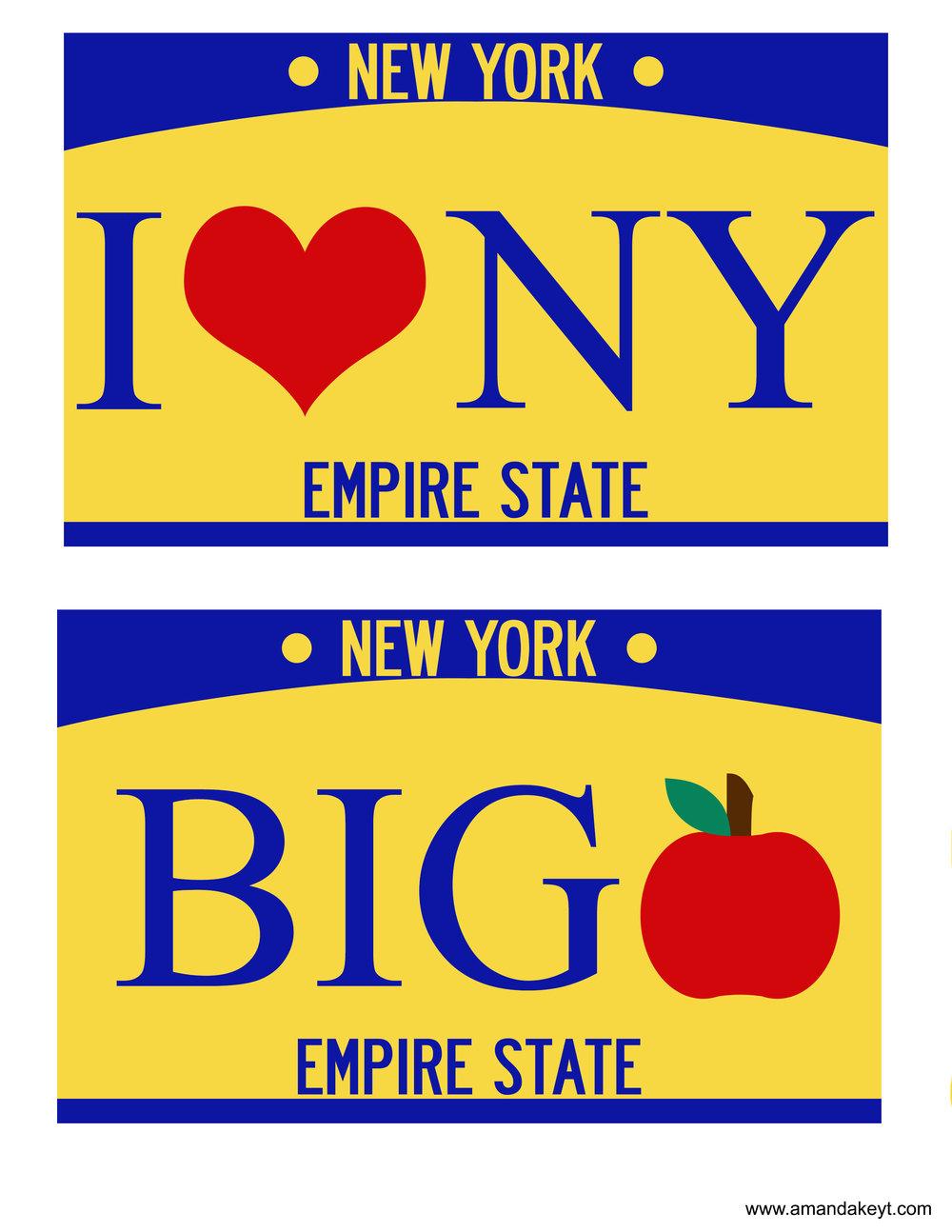 New York Set