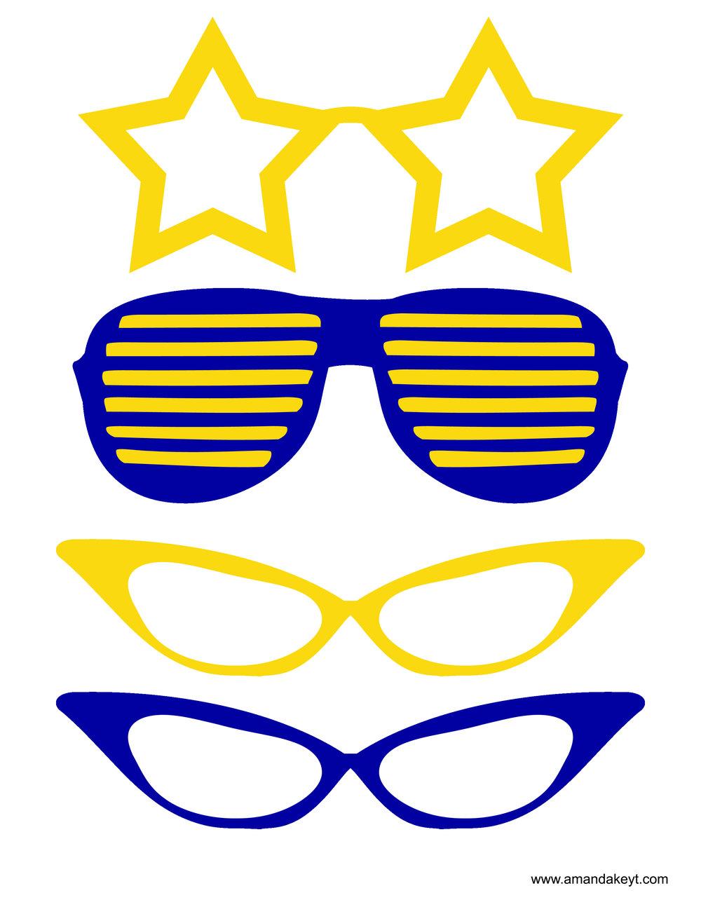 Blue Yellow Grad
