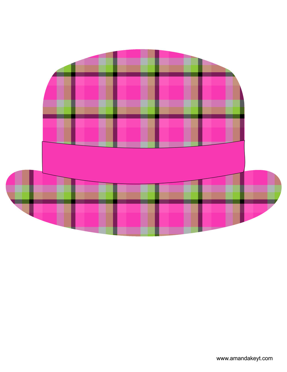 Pink Hipster