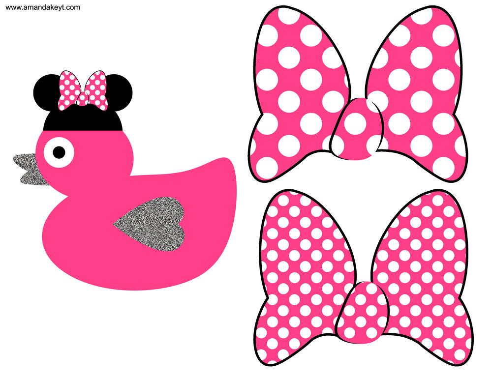 Princess Minnie 1st Bday