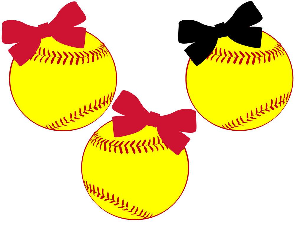 Red Softball