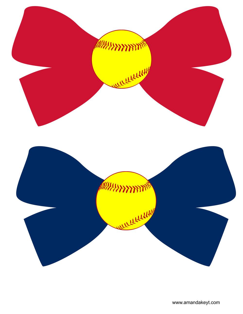 Red Navy Softball