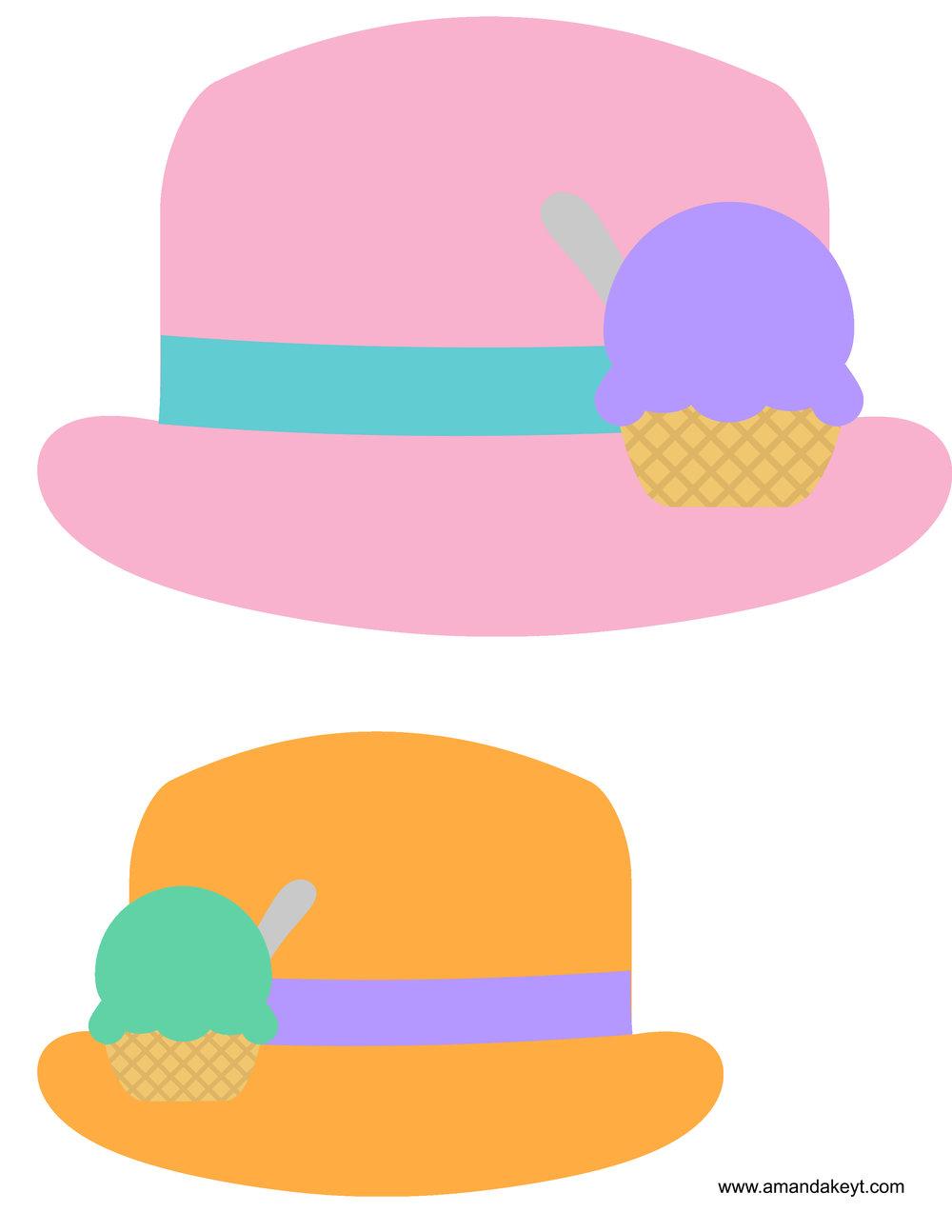 Pastels Ice Cream