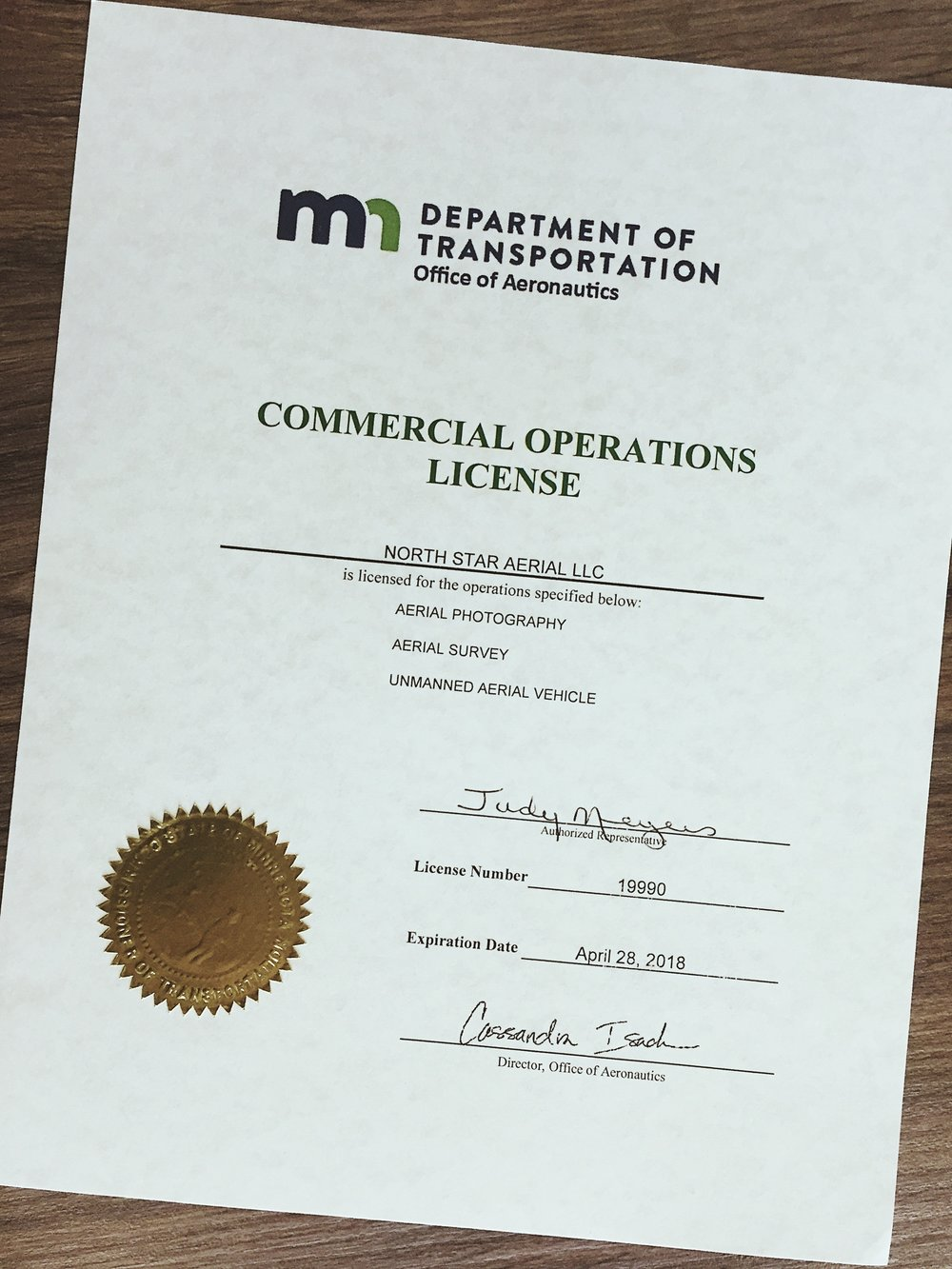 Conducting Drone Business In The State Of Minnesota Mn Dot