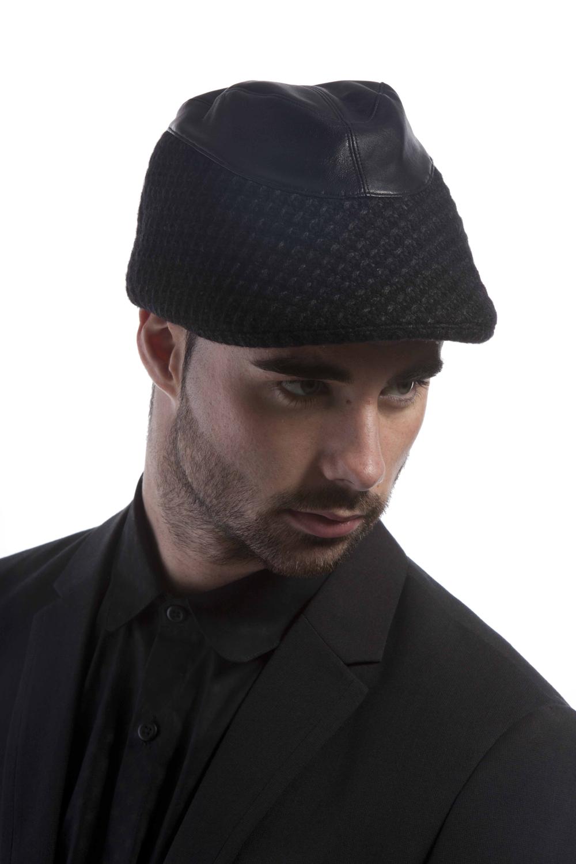 'Detroit' flat cap
