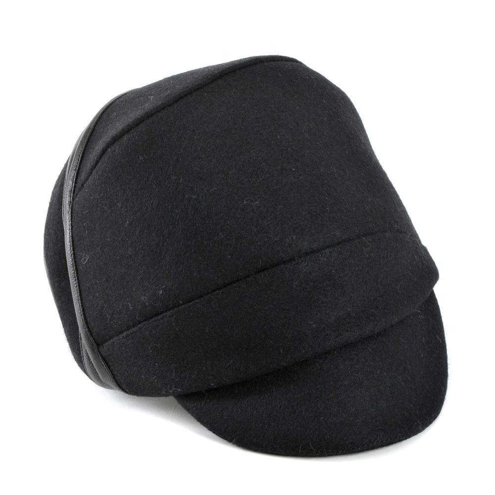 'Lombardi' peaked cap
