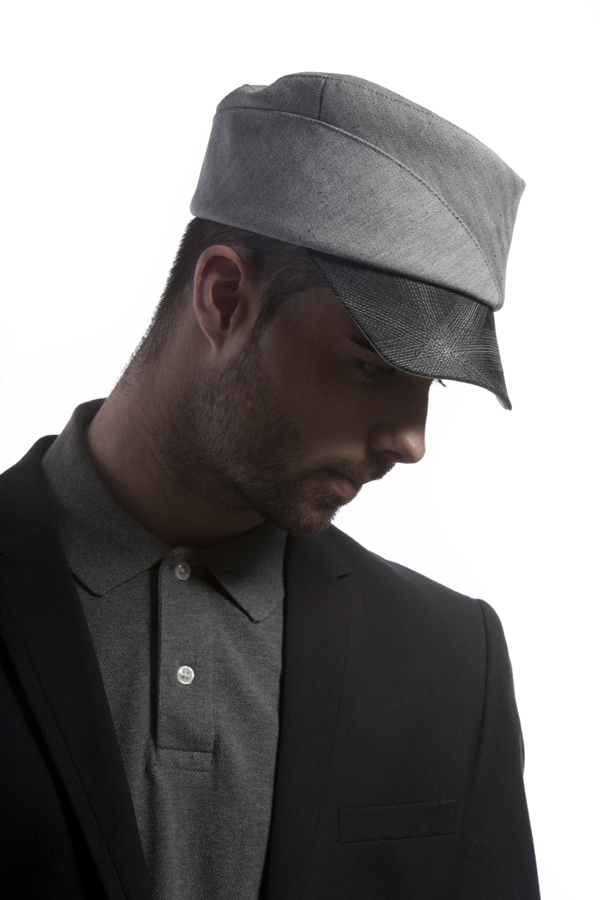 'Crawley' peaked cap