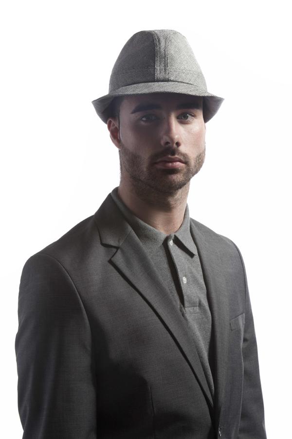 'Brannigan' trilby hat