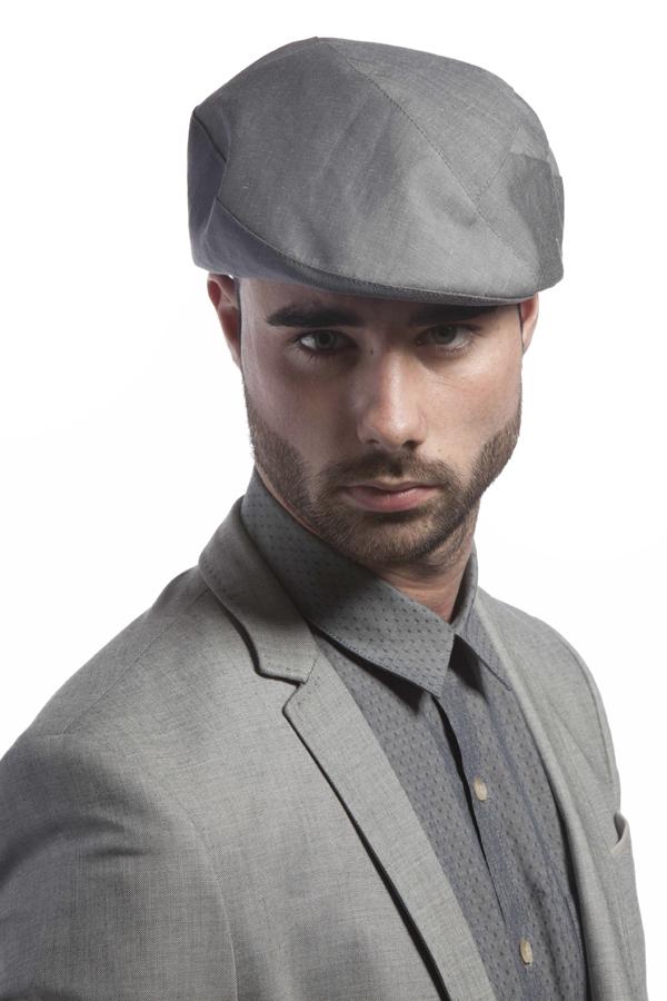 'Assa' beret-cap