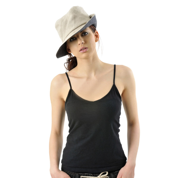 'Pulteney' fedora sun hat