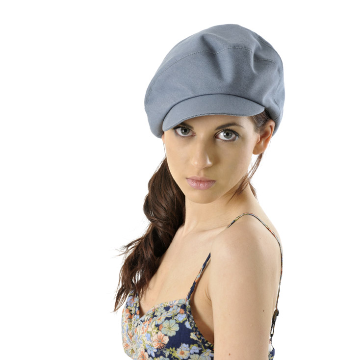 'Manette' beret-cap