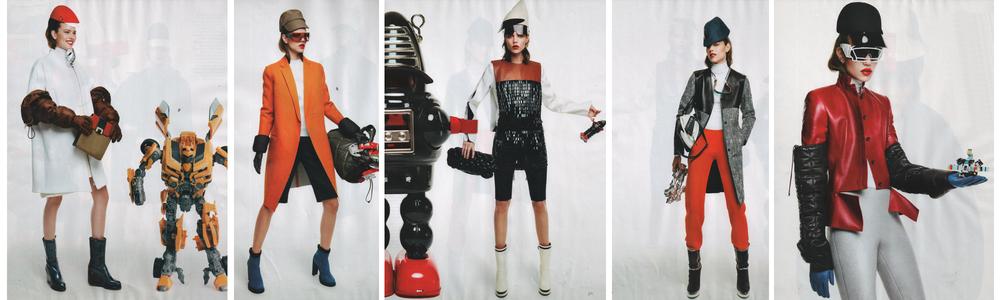 Vogue October 2011