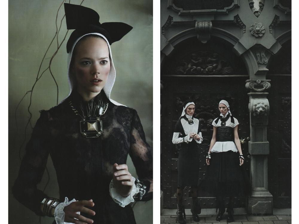 Vogue September 2011