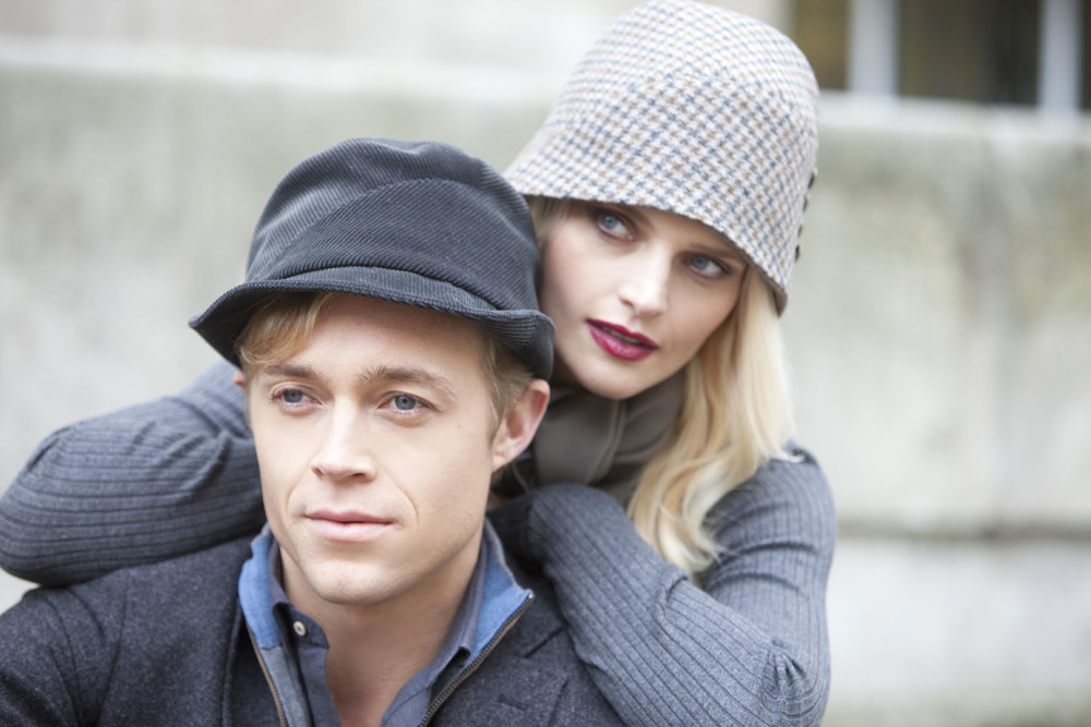 'Sedley' trilby hat