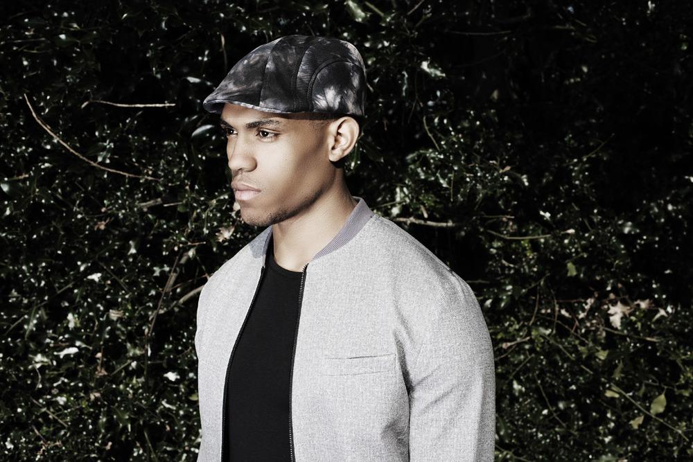 'Bradley' flat cap