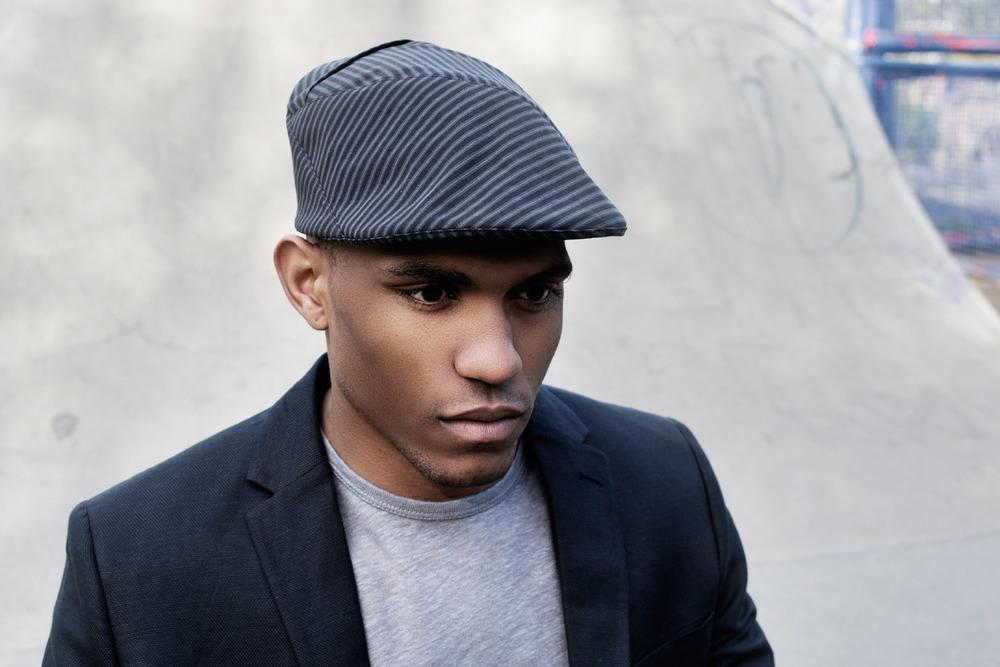 'Tom' flat cap