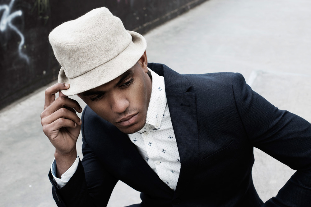 'Hector' trilby hat