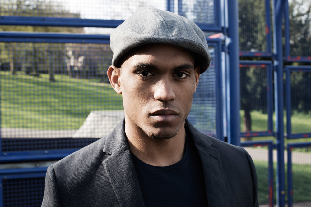 'Gower' beret-cap