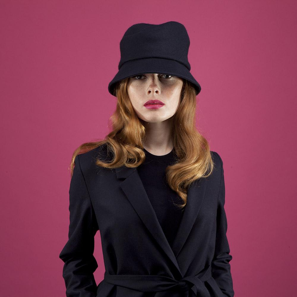 'Ailsa' brimmed hat