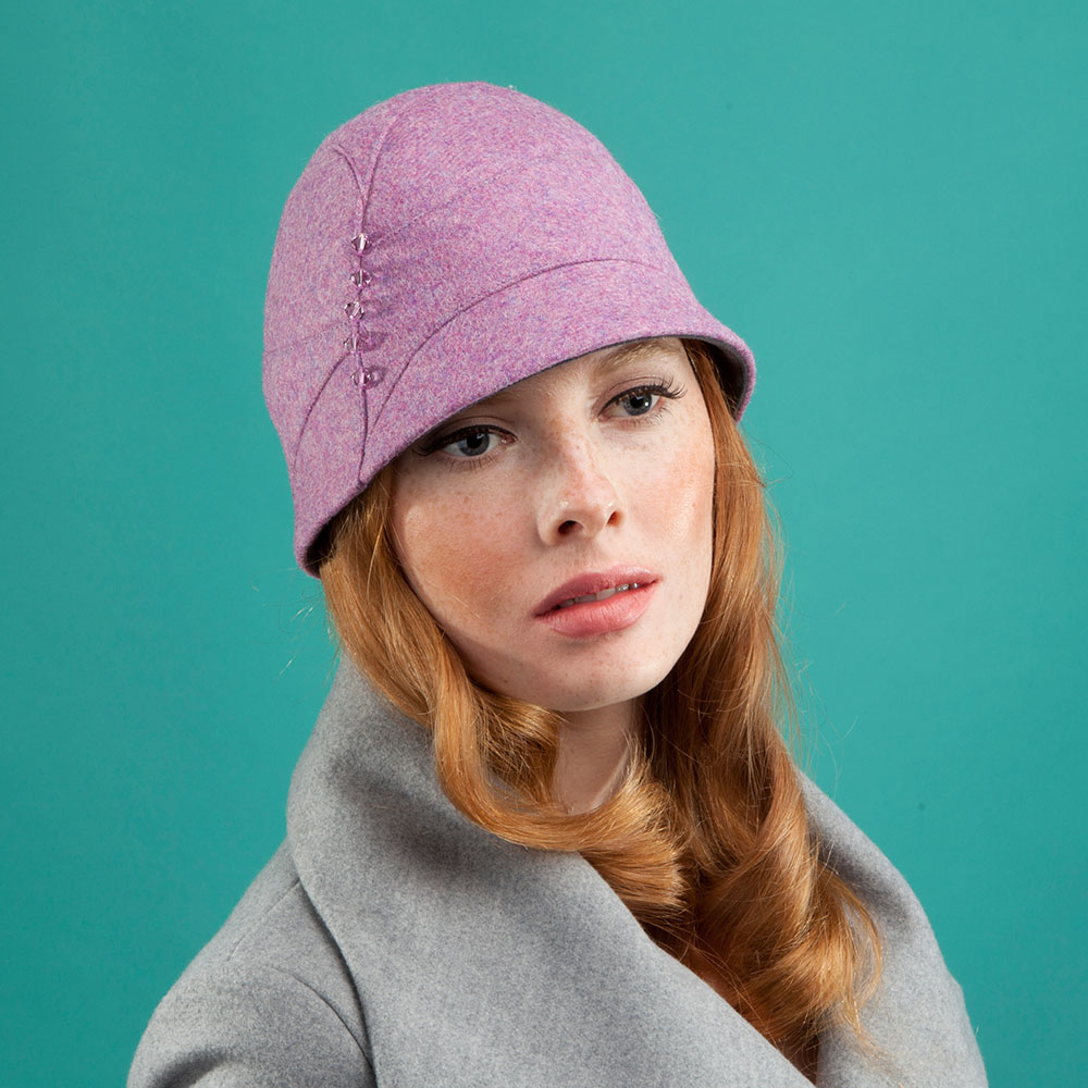 'Kathy' cloche hat