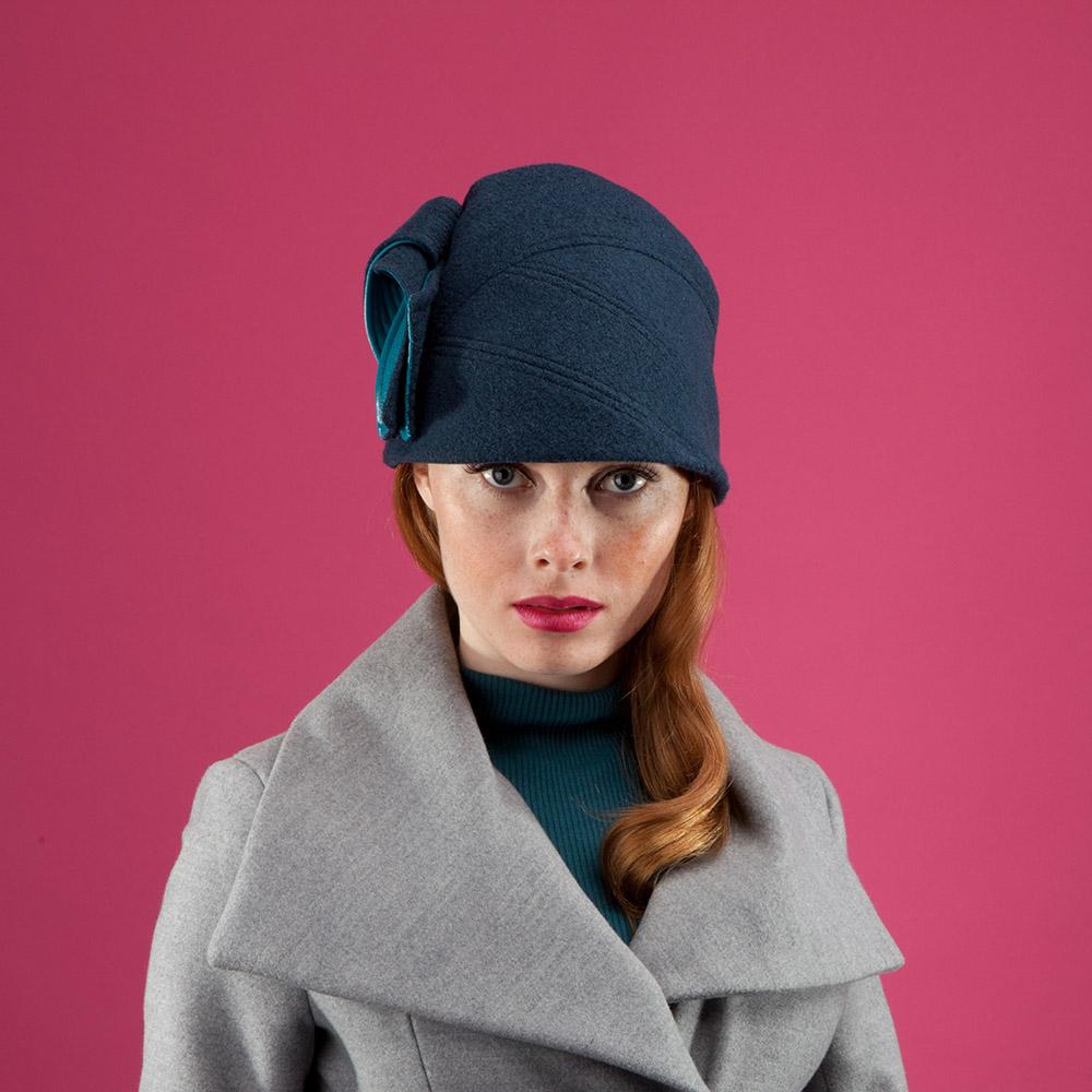 'Savoy' toque hat