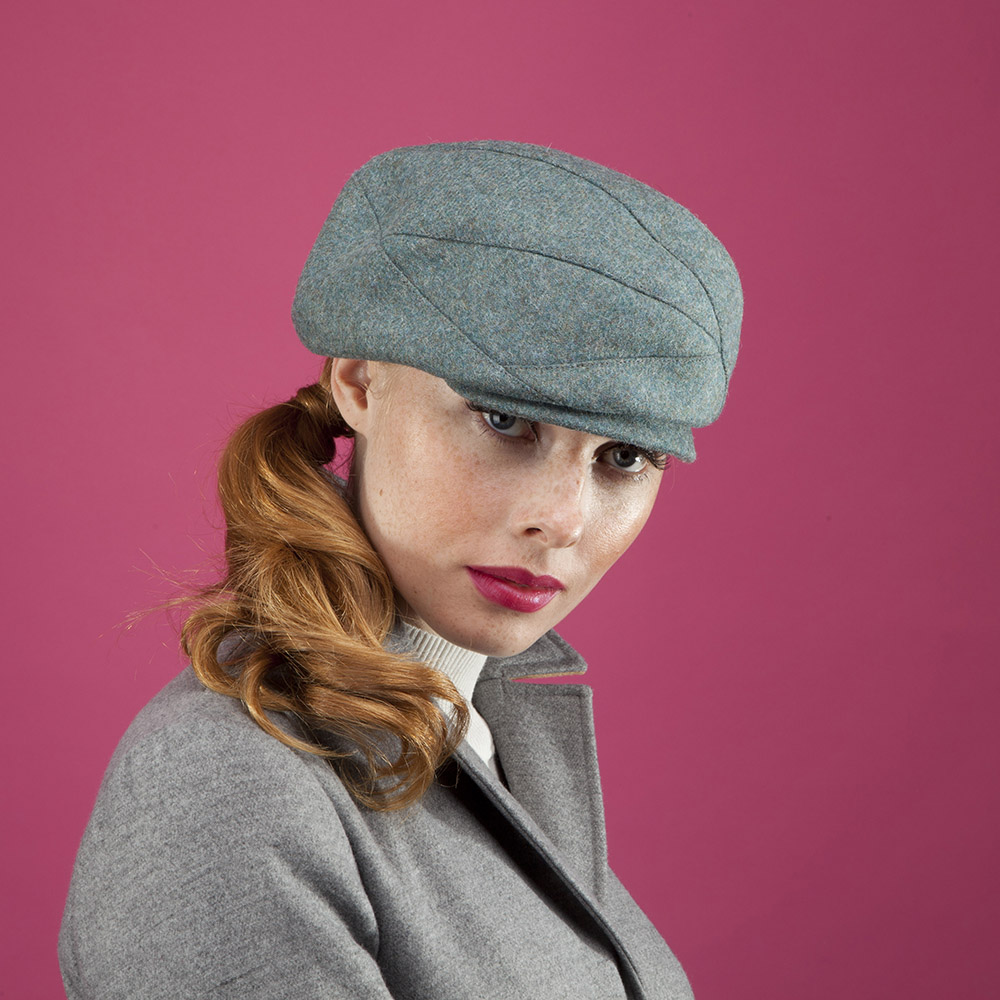 'Elspeth' beret-cap