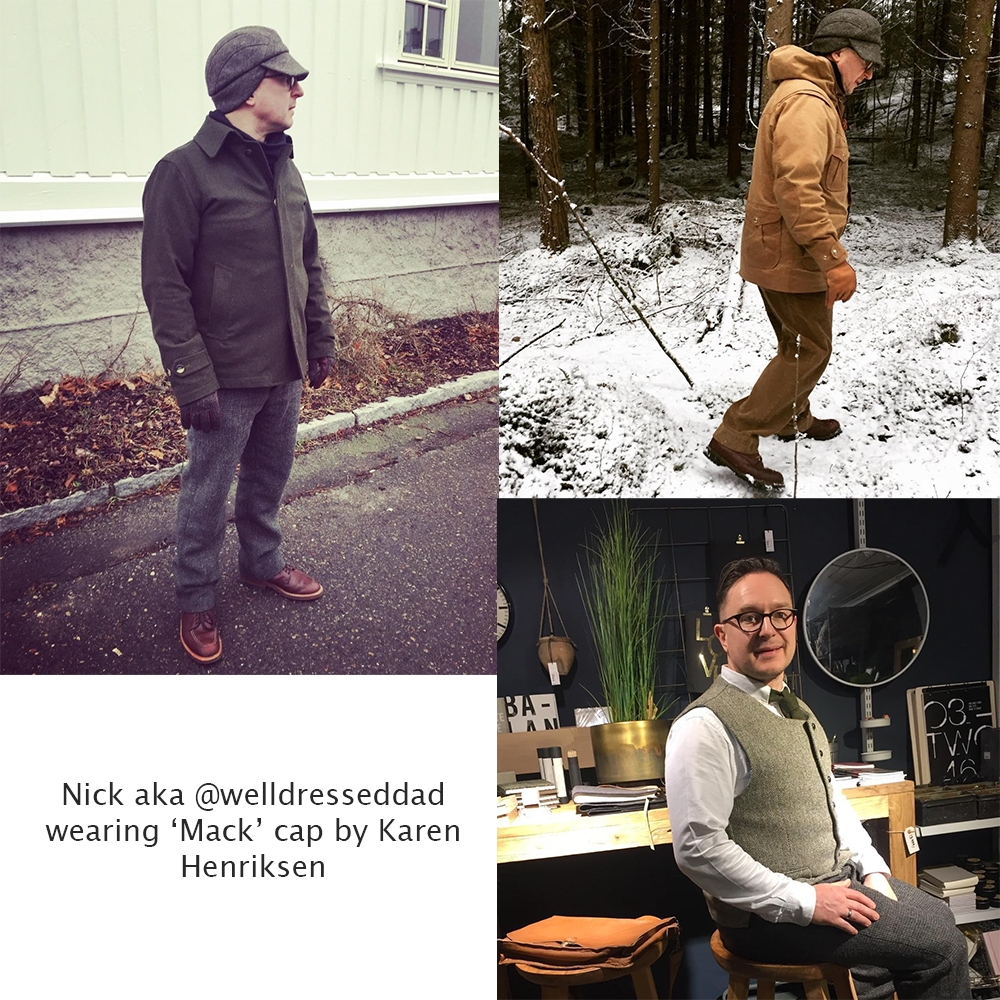 Instagram feature by Well Dressed Dad