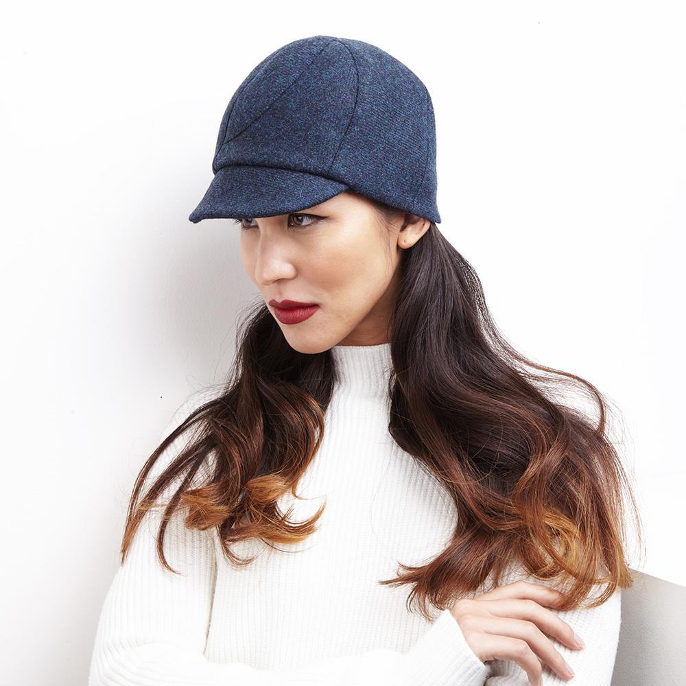 'Odessa' peaked cap  buy online