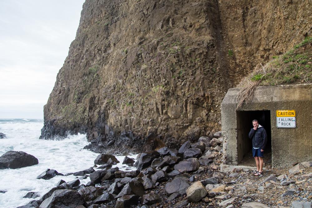 Ocean tunnel?