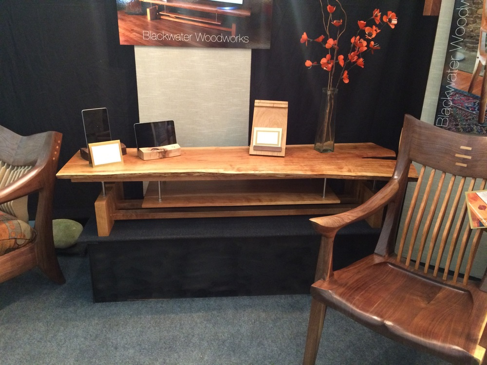 Furniture by Blackwater Woodworks, LLC:  http://www.blackwaterwoodworks.com/