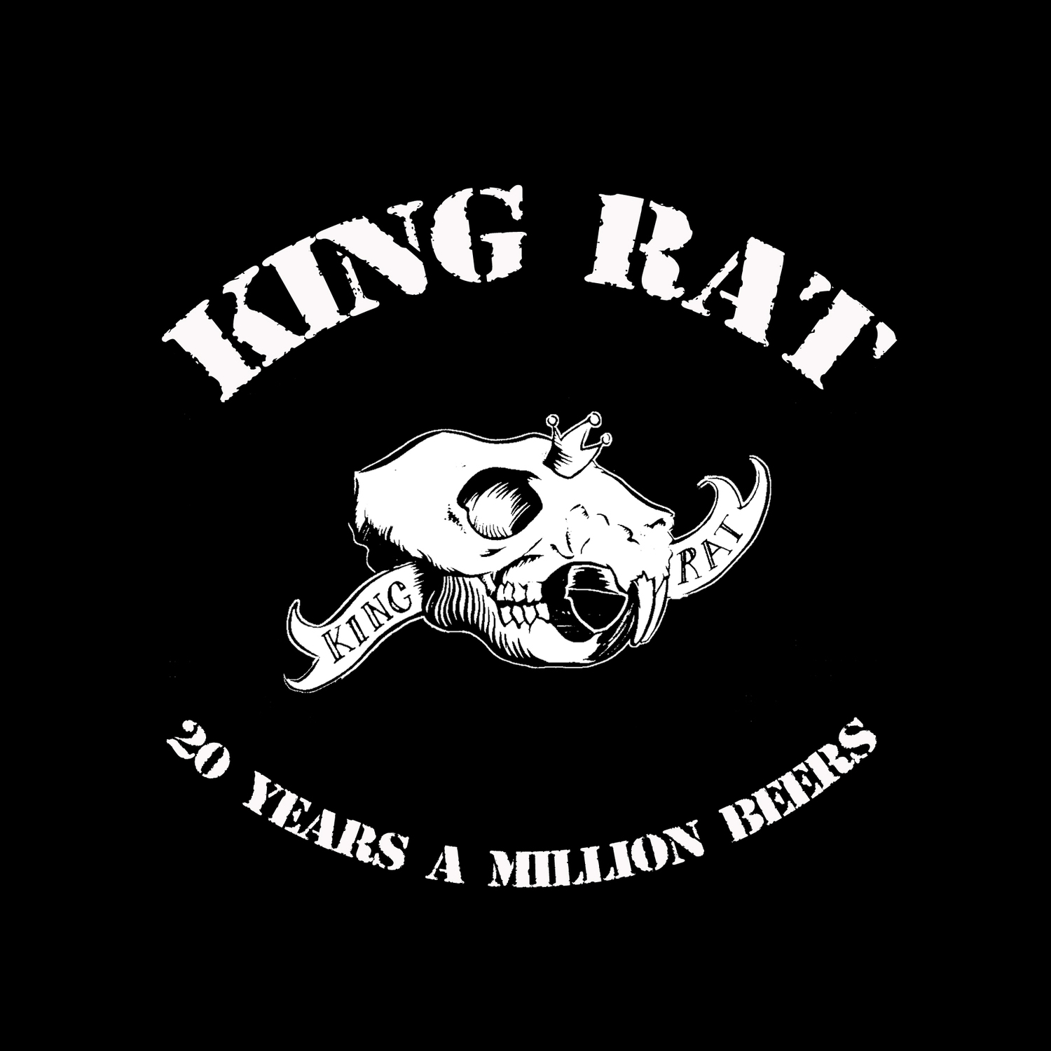 King Rat - New Album