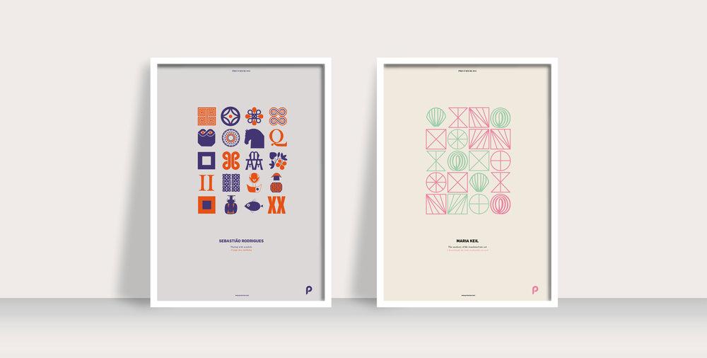 #1 - Precursor / Design Concept for Print and Digital Repository of Portuguese Art and Architecture
