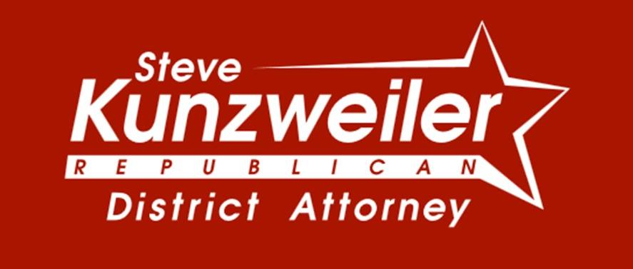 Steve Kunzweiler for Tulsa County District Attorney