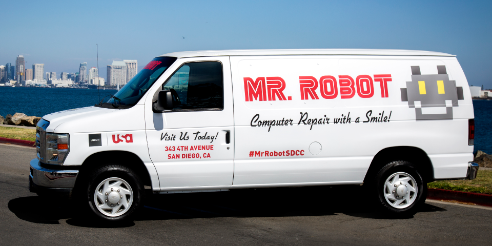 Uber&MrRobot_SDCC.PNG