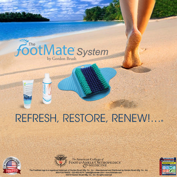 THE FOOTMATE SYSTEM