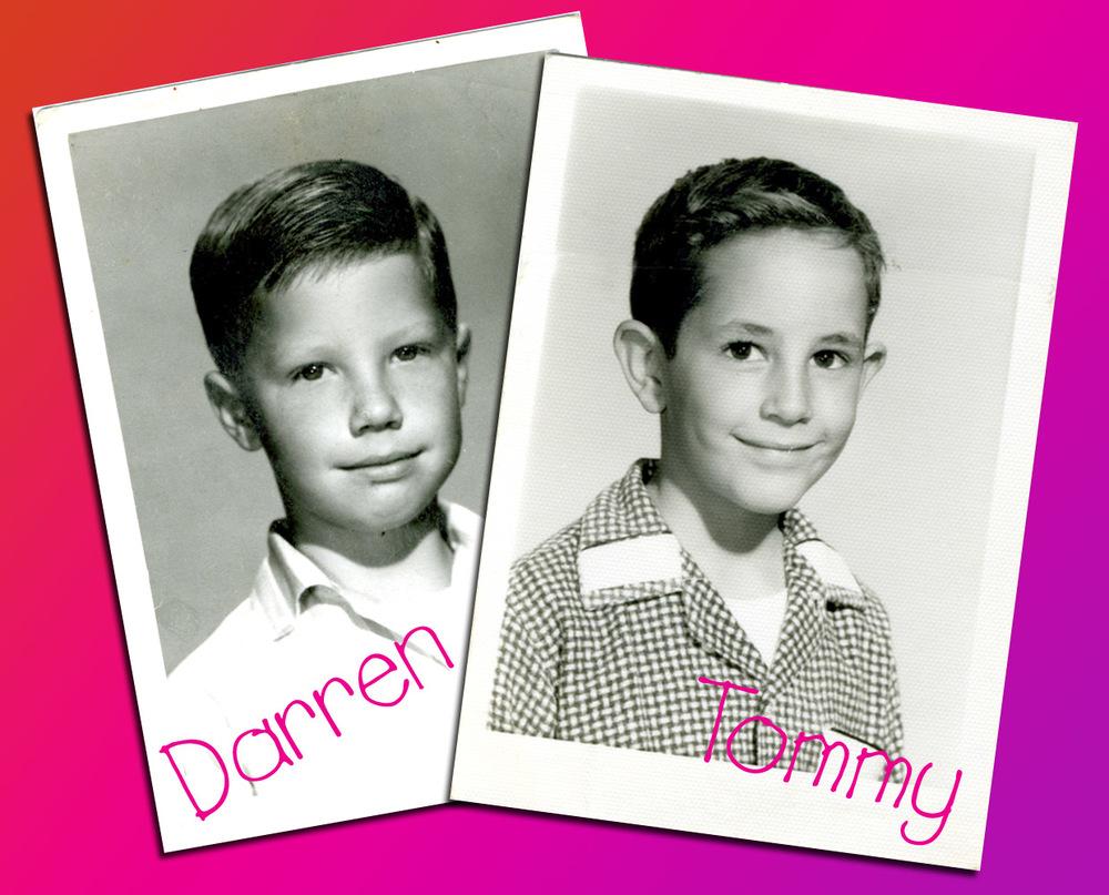 Darren & Tommy