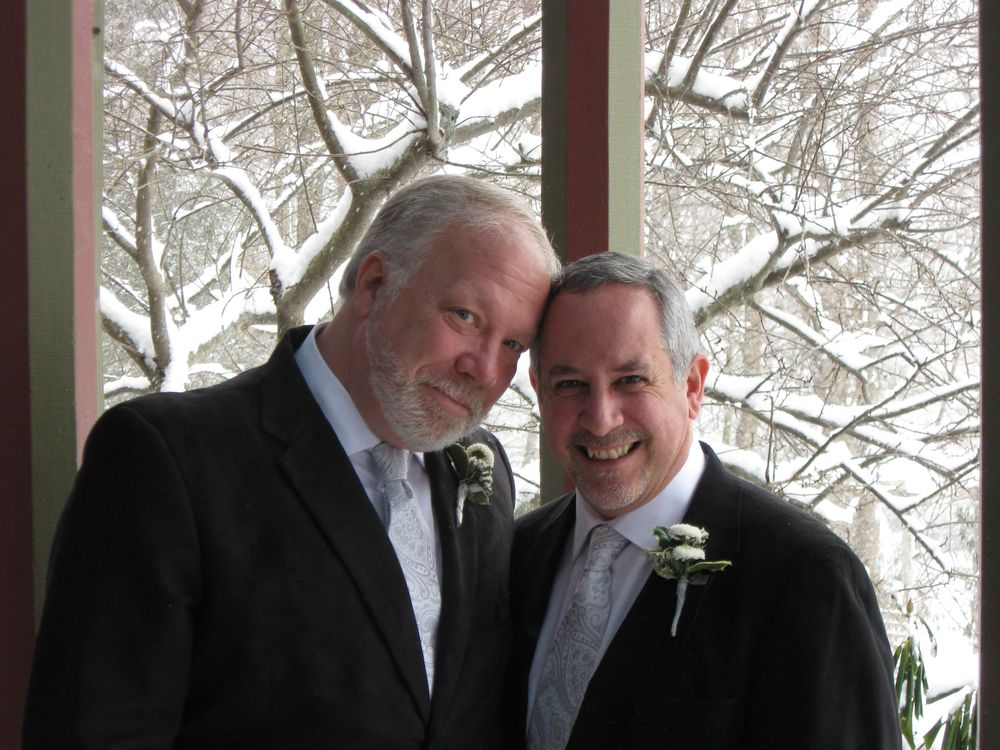 Darren and Tom. 2008.