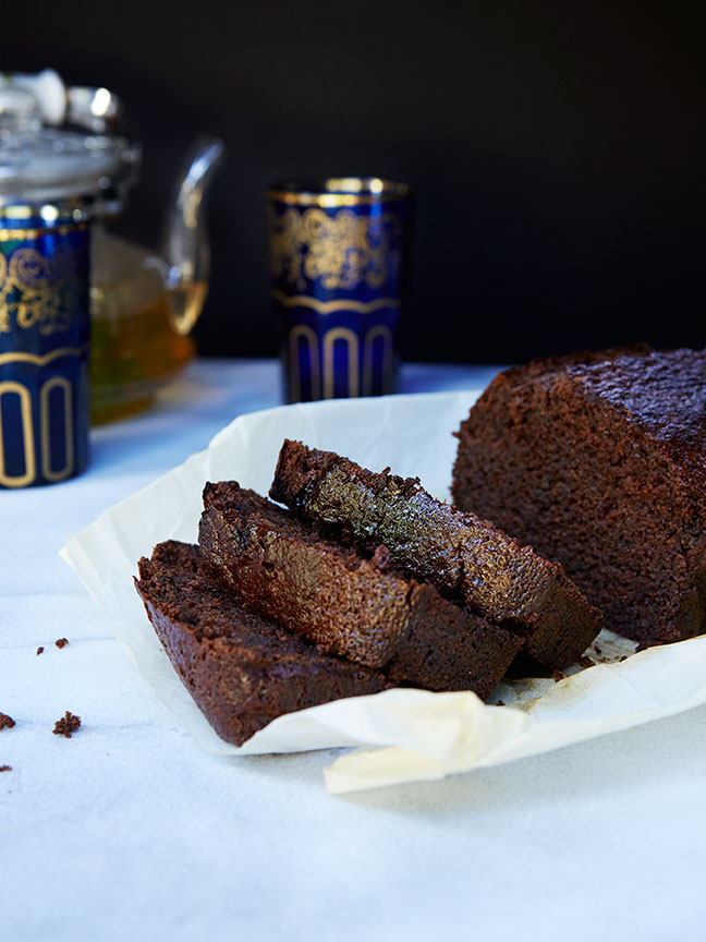 Stout Gingerbread