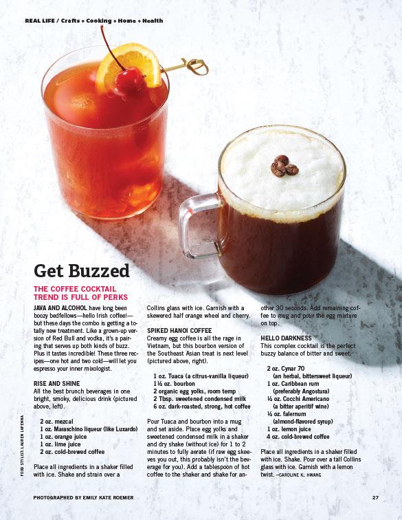 Get Buzzed