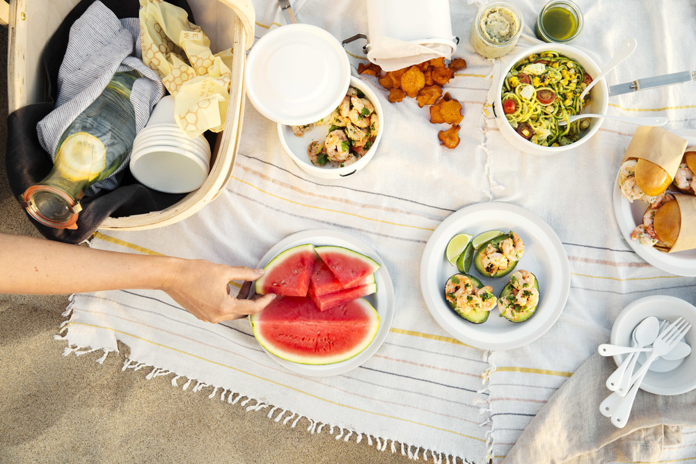 Four Easy, Beach-Picnic-Ready Recipes