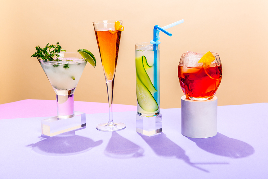 Nasty Galaxy: Cocktails