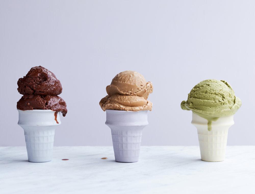 Alternative Ice Creams